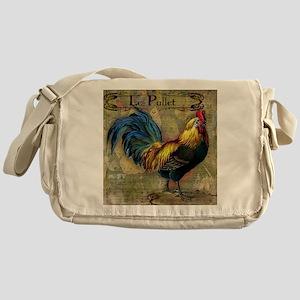 The Pullet Messenger Bag