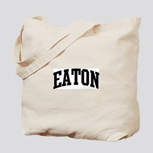 EATON (curve-black) Tote Bag