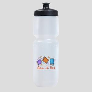 STITCH-N-BITCH Sports Bottle