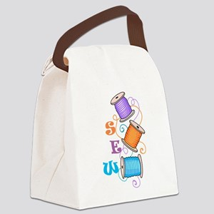 SEW Canvas Lunch Bag