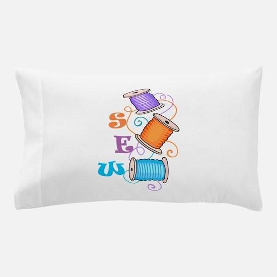 SEW Pillow Case
