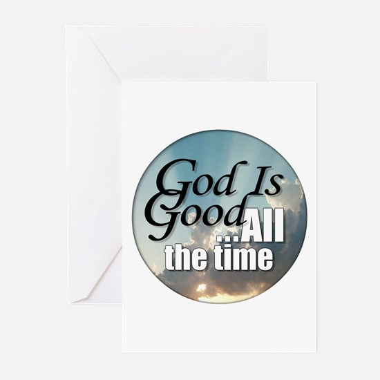 God Is Good Greeting Cards (Pk of 10)