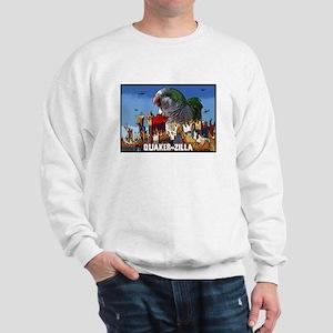 Quaker-Zilla Sweatshirt