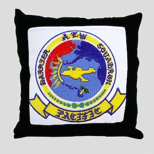 AEWBARRONPAC Throw Pillow