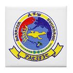 AEWBARRONPAC Tile Coaster