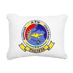 AEWBARRONPAC Rectangular Canvas Pillow
