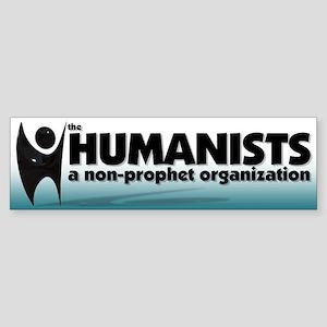 Non-Prophet Bumper Sticker