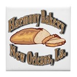 Harmony Bakery Tile Coaster
