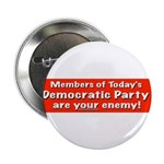 "Dems Hate Pk) 2.25"" Button (10 Pack)"