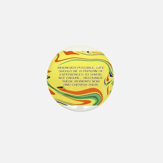 Unique Marry Mini Button