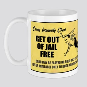 Bushopoly Mug