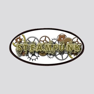 Steampunk Style Patches