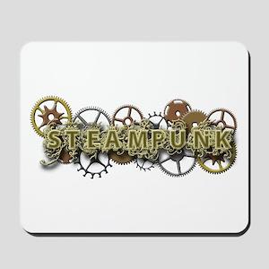 Steampunk Style Mousepad