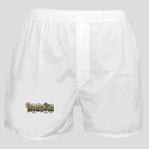 Steampunk Style Boxer Shorts