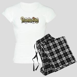 Steampunk Style Pajamas