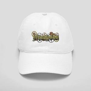 Steampunk Style Baseball Cap