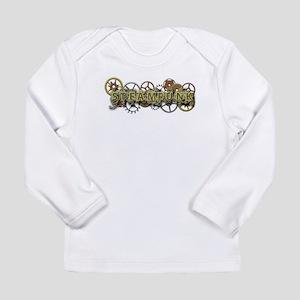 Steampunk Style Long Sleeve T-Shirt