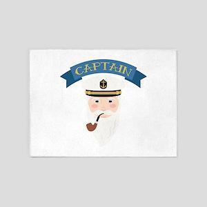 Captain 5'x7'Area Rug