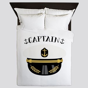 Captain Queen Duvet