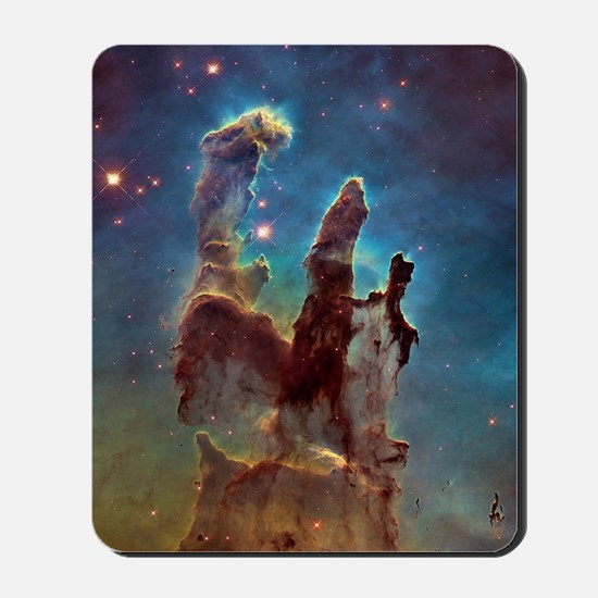 Pillars of Creation Mousepad