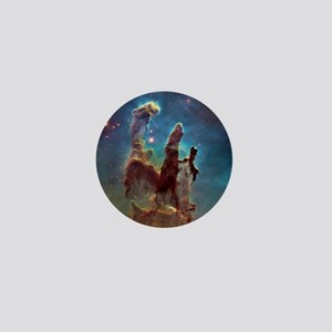 Pillars of Creation Mini Button