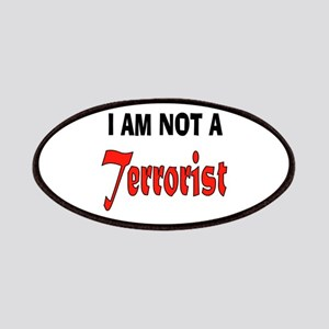 TERRORIST Patches