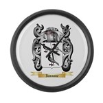 Iannone Large Wall Clock