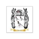 Ianno Square Sticker 3