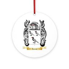 Ianno Ornament (Round)