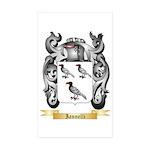 Iannelli Sticker (Rectangle 50 pk)
