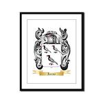Ianne Framed Panel Print