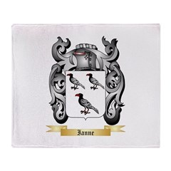 Ianne Throw Blanket