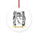 Ianne Ornament (Round)