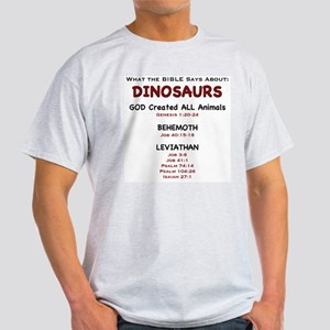 Dinosaurs - Light T-Shirt