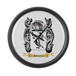Iannazzi Large Wall Clock