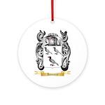 Iannazzi Ornament (Round)