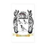Ianittello Sticker (Rectangle 10 pk)