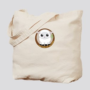 2015 Year of the Sheep Tote Bag