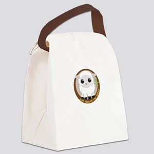 2015 Year of the Sheep Canvas Lunch Bag