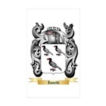 Ianetti Sticker (Rectangle 10 pk)