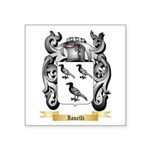 Ianelli Square Sticker 3