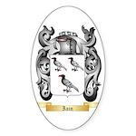 Iain Sticker (Oval)