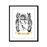 Iain Framed Panel Print