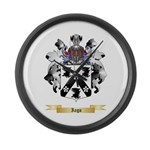 Iago Large Wall Clock