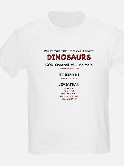 Dinosaurs - T-Shirt