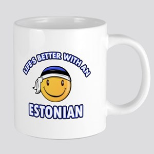 Cute Estonian designs Mugs