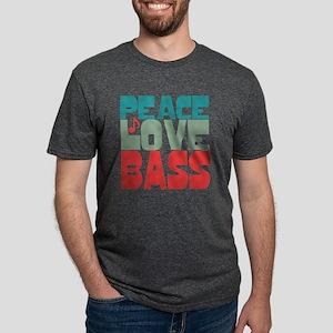 Peace Love Bass T-Shirt