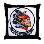 VW-2 Throw Pillow