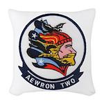 VW-2 Woven Throw Pillow