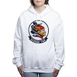 VW-2 Women's Hooded Sweatshirt